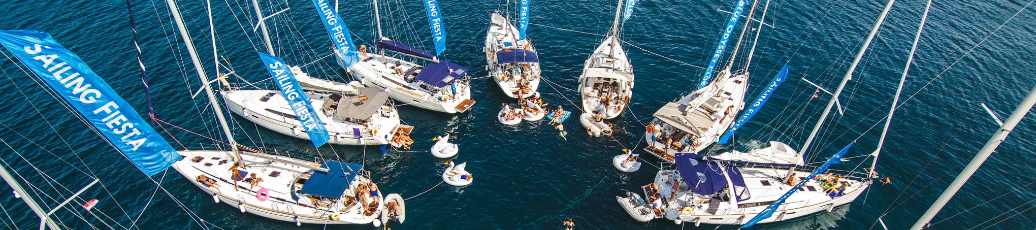 Blue Water Fiesta Jachty