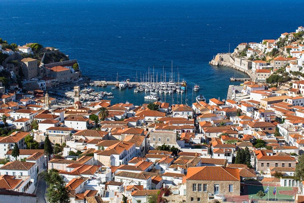 Hydra - Blue Water Fiesta w Grecji