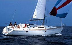 jacht morski Sun Odyssey 42,2