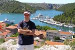 Marina jachtowa w Chorwacji