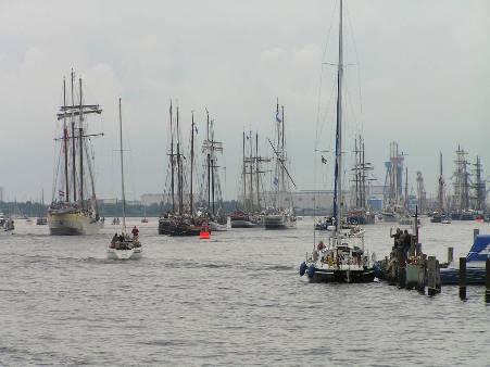 Hanse Sail 2006 - 23