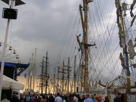 Hanse Sail 2006 - 34