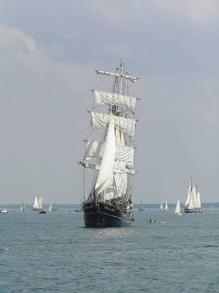 Hanse Sail 2006 - 13