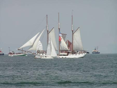 Hanse Sail 2006 - 14