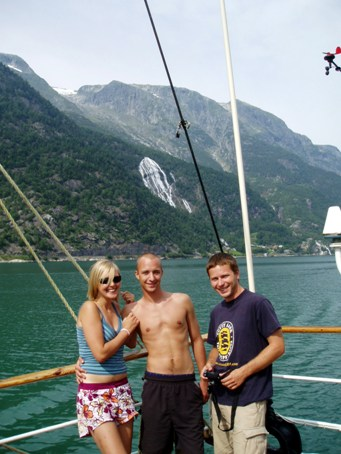 Rejs do Norwegii 7
