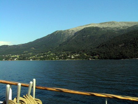 Rejs do Norwegii 29