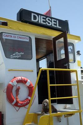 Rejs morski do Włoch 2007 17