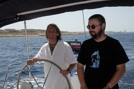 Rejs morski do Włoch 2007 1