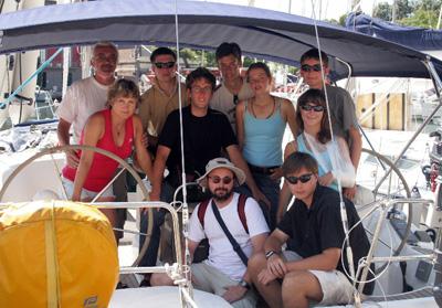 Rejs morski do Włoch 2007 26