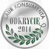 Laur Konsumenta - Odkrycie Roku 2014