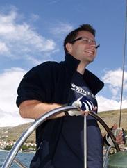 Andrzej Trojanek - właściciel Blue Water Club