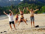 Rejsy Tajlandia, rejsy morskie