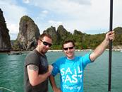 Rejsy morskie Tajlandia