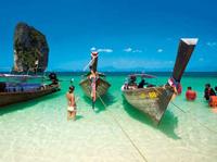 Rejsy Tajlandia