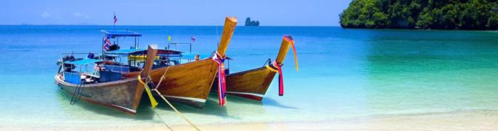 Rejsy morskie do Tajlandii 1