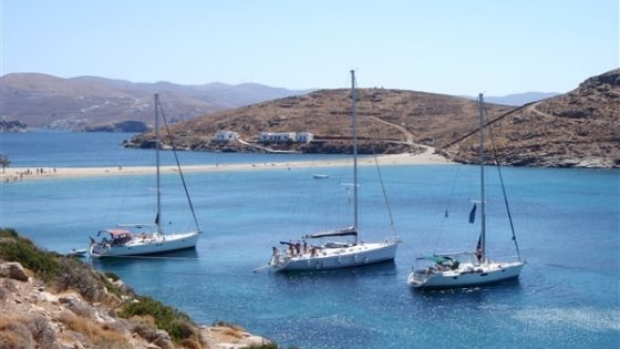 Jachty BlueWaterClub podczas rejsów morskich