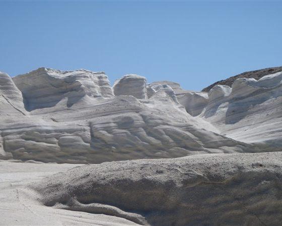 Malownicze greckie skały
