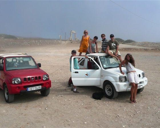 Zwiedzanie lądowej Grecji podczas rejsu
