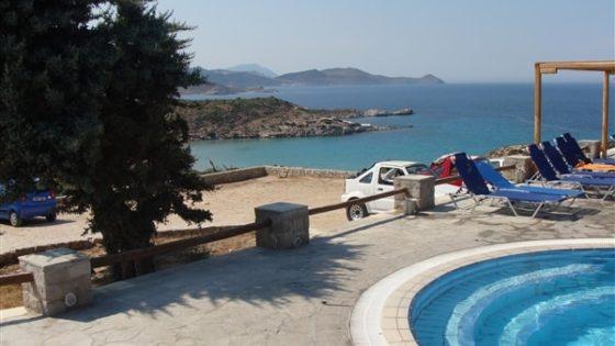 Wypoczynek podczas rejsu po Grecji
