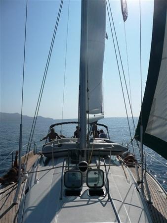 Rejs morski po greckich Cykladach