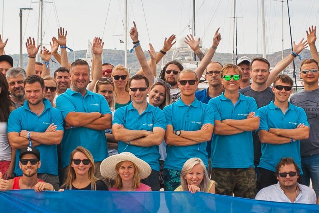 Akademia Skipperow Blue Water w Chorwacji