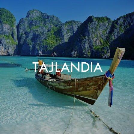 Rejsy w Tajlandii