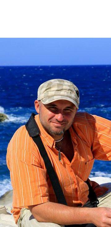 Piotrek - skipper na rejsach morskich