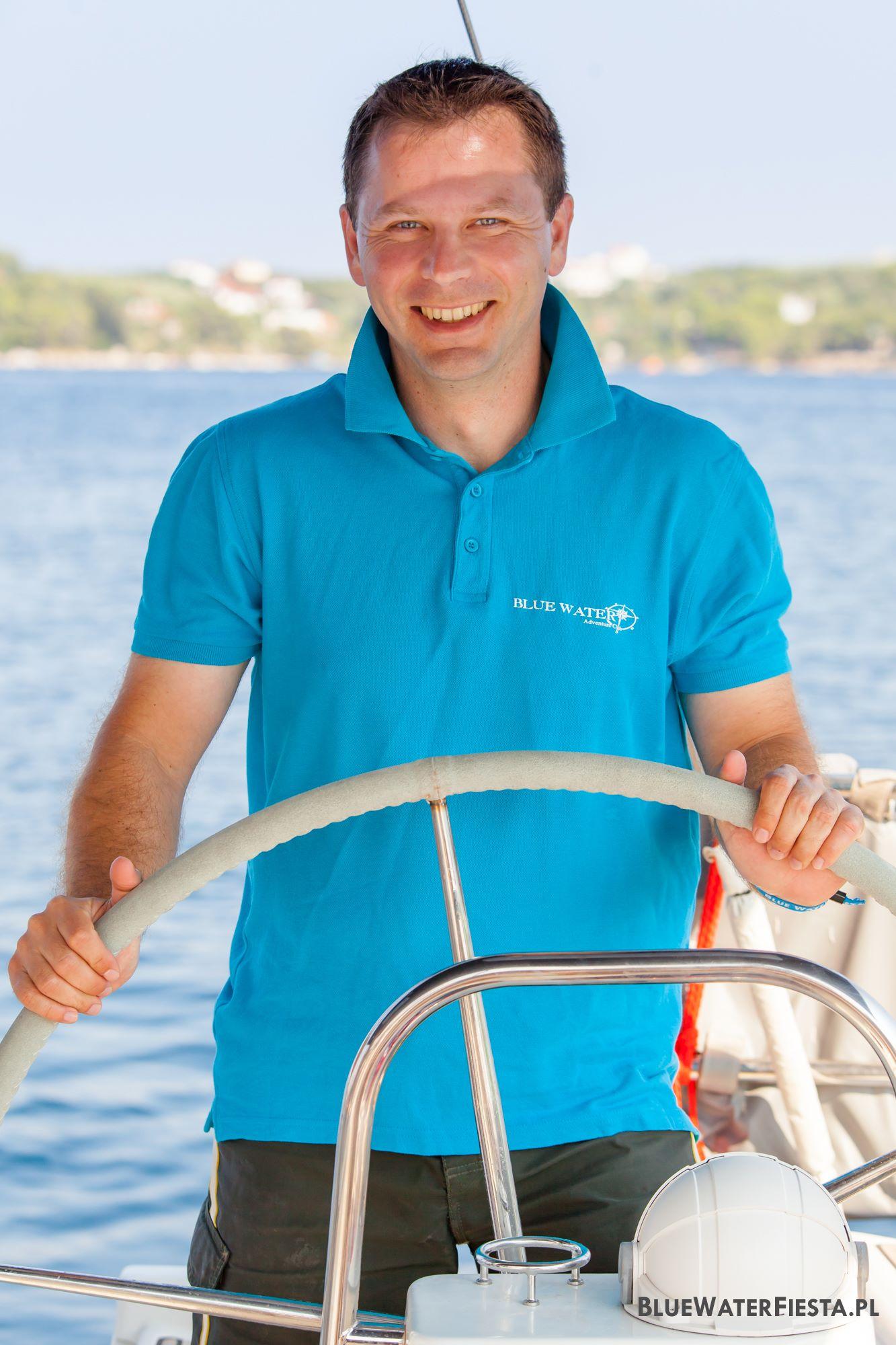 Praca dla skipperów w Blue Water Club