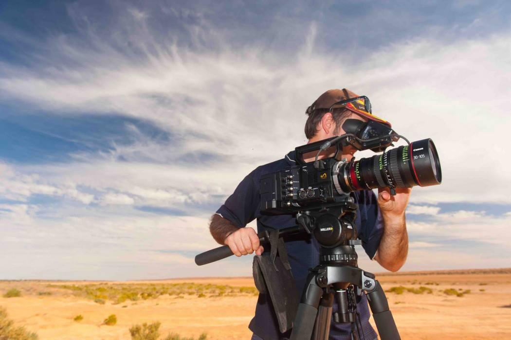 Praca w Blue Water Club dla filmowców