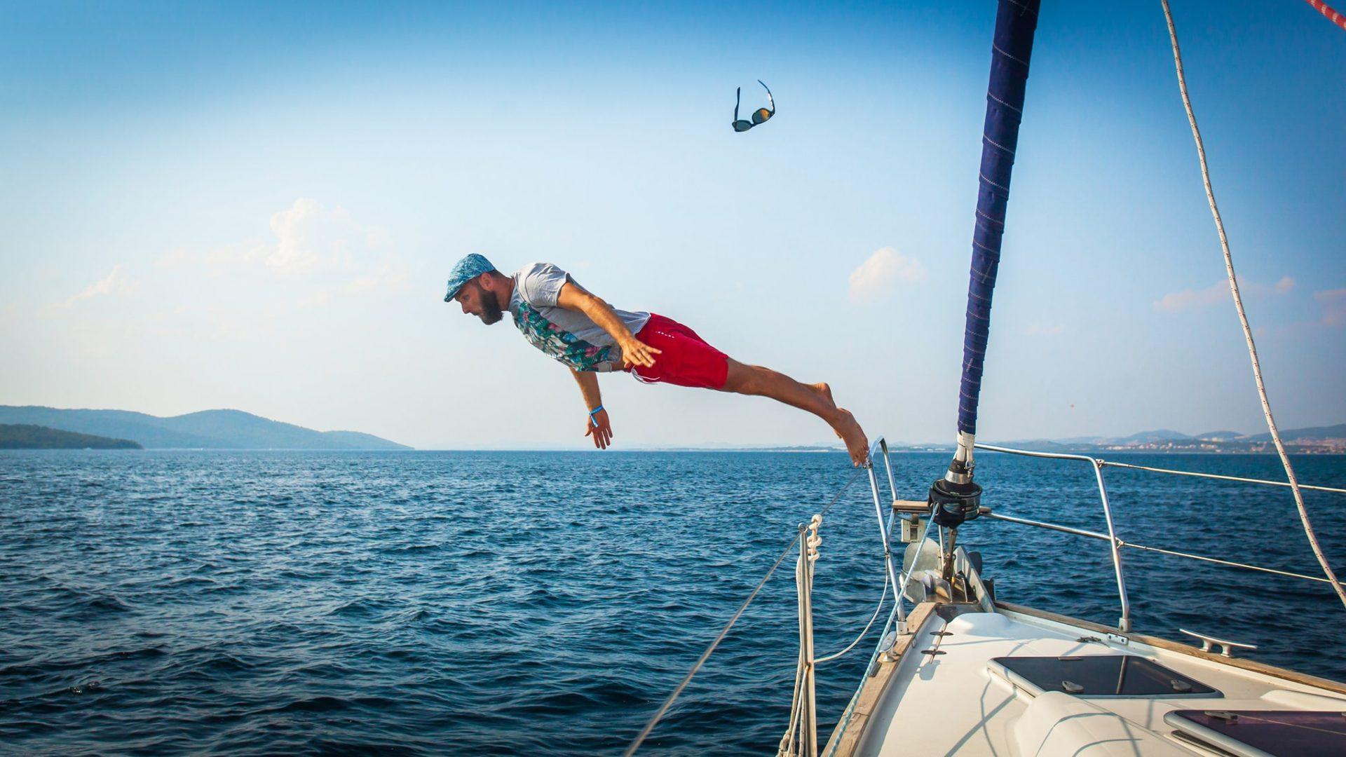 Jachty Blue Water Fiesta w Chorwacji