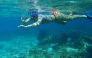 Nurkowanie podczas rejsu po Karaibach