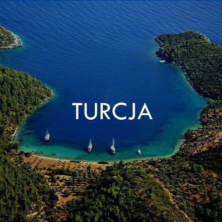 Rejsy w Turcji