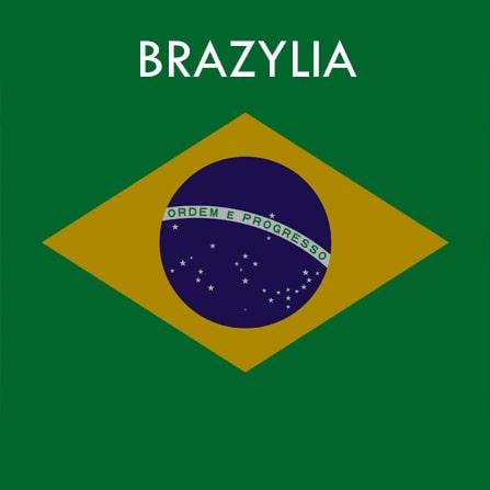 Rejsy w Brazylii