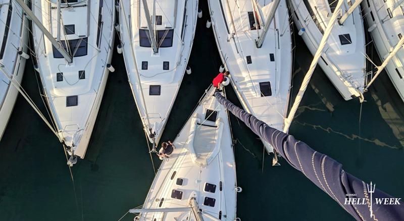 Skippers Hell Week kurs żeglarski