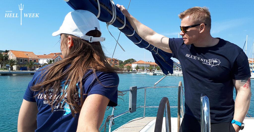 Kurs żeglarski - Skippers Hell Week